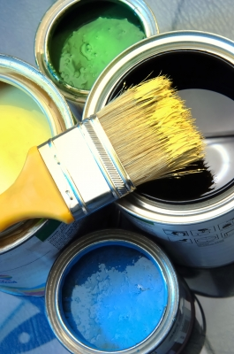 Feeling Sick Over the Smell of New Paint? • Accidentally Green