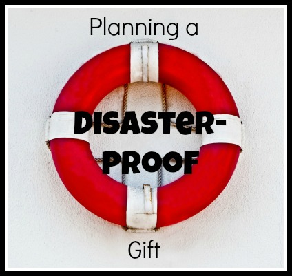 Planning a Disaster-Proof Gift: Accidentally Green