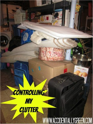 Controlling My Clutter