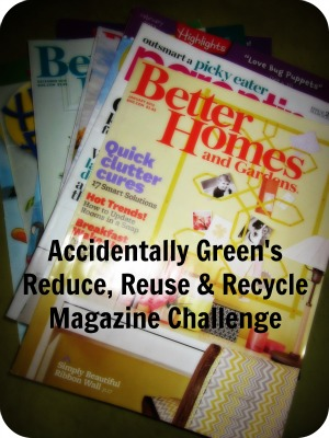 Magazine Challenge