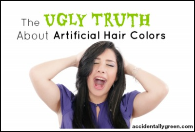 Artificial Hair Colors