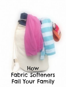How Fabric Softeners Fail Your Family