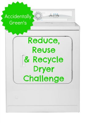 The Reduce Reuse Amp Recycle Dryer Challenge Accidentally