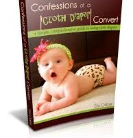 Learning all about cloth diapers through 'Confessions of a Cloth Diaper Convert'