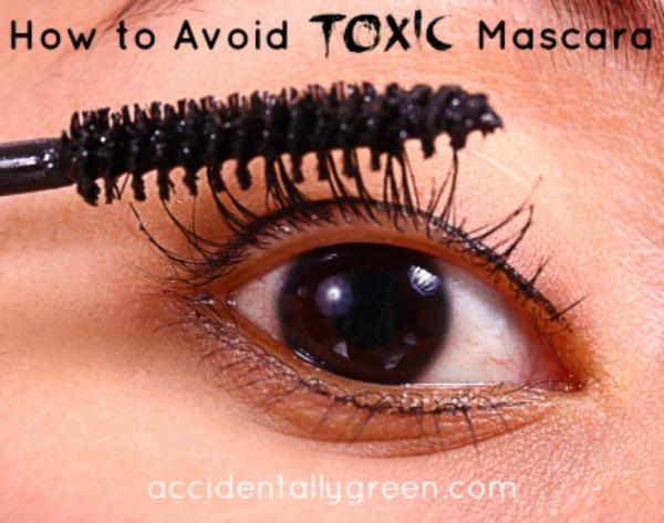 How to Avoid Toxic Mascara {Accidentally Green}