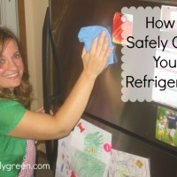 How to Safely Clean Your Refrigerator