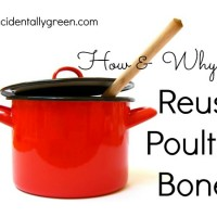 How & Why I Reuse Poultry Bones