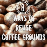 8 Ways to Reuse Coffee Grounds
