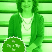 My Top 2 Tips for Going Green