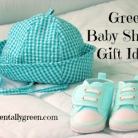 Green Baby Shower Gift Ideas