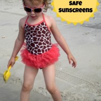 All You Need to Know About Safe Sunscreens
