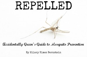 Repelled by Hilary Kimes Bernstein {accidentallygreen.com}