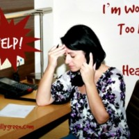 Help! I'm Working Too Much to be Healthy!