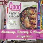 Reducing, Reusing & Recycling Magazines