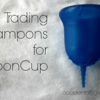 Trading Tampons for SckoonCup