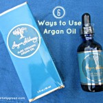 6 Ways to Use Argan Oil {accidentallygreen.com}