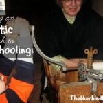 Navigating My Homeschooling Journey {accidentallygreen.com}