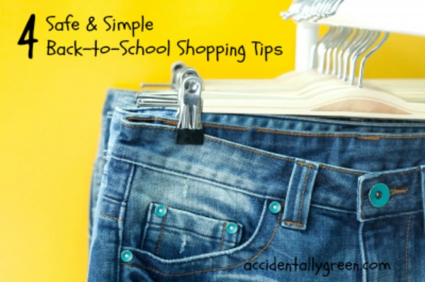 4 Safe and Simple Tips When Shopping for Back-to-School Clothing
