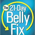 Trying the 21-Day Belly Fix {AccidentallyGreen.com}