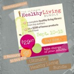 7 Reasons to Buy the Ultimate Healthy Living Bundle {accidentallygreen.com}