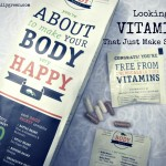 Looking for Vitamins That Just Make Sense? {accidentallygreen.com}