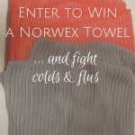 Enter to Win a Norwex Towel {AccidentallyGreen.com}
