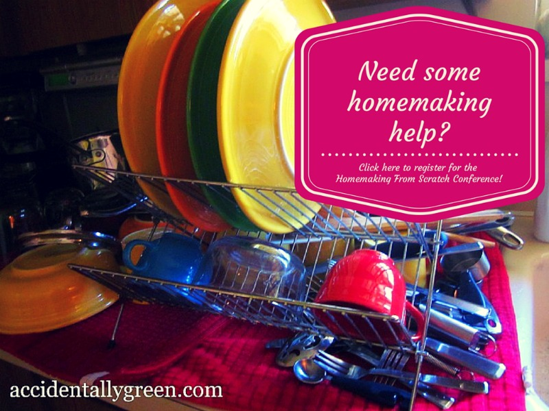 Need some homemaking help?