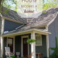 When a House Becomes a Home