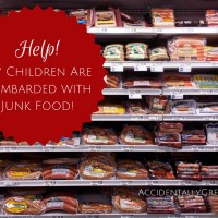 Help! My Children Are Bombarded with Junk Food!