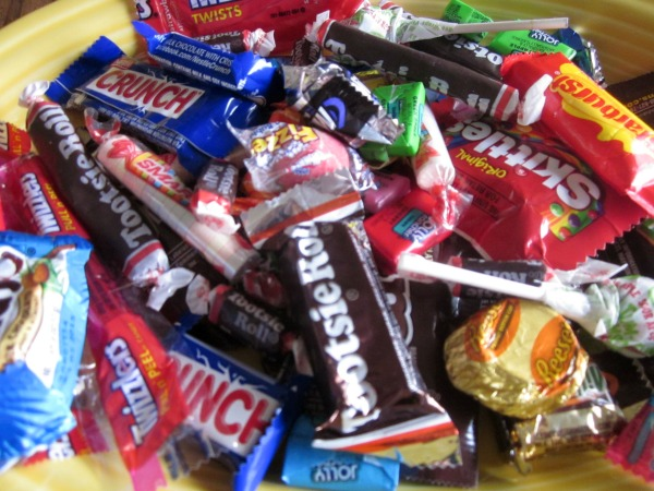 Help! My Relatives Are Filling My Children With Junk Food! {AccidentallyGreen.com}