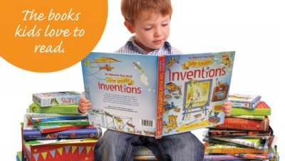Finding Children's Gifts through Usborne Books & More