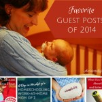 Favorite Guest Posts of 2014 {AccidentallyGreen.com}
