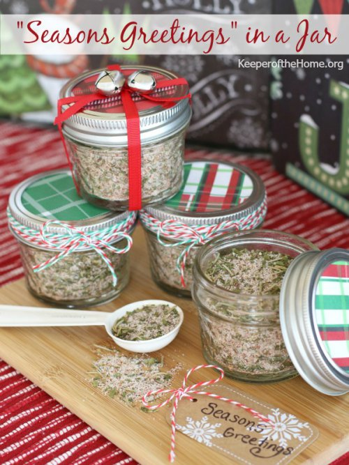 15 Homemade Food Gift Ideas {AccidentallyGreen.com}