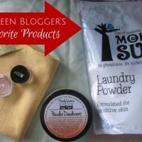 A Green Blogger's Favorite Products