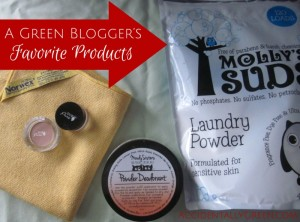 A Green Blogger's Favorite Products {AccidentallyGreen.com}