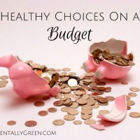 Healthy Choices On a Budget