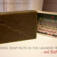 Using Soap Nuts in the Laundry Room … and Bathroom