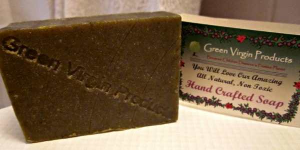 Using Soap Nuts in the Bathroom {AccidentallyGreen.com}