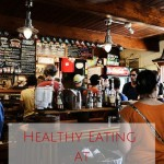 If you're eating at a restaurant without locally grown or organic options, what are the healthiest menu choices? Is healthy eating at restaurants even a possibility?