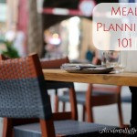Meal Planning 101 {AccidentallyGreen.com}