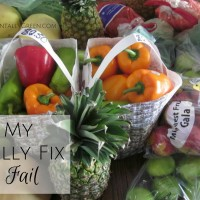 My Belly Fix Fail