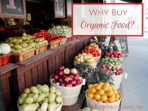 Organic food is food the way God intended – without synthetic pesticides or GMOs ... real, actual food that tastes like food. Eating organic food can be pricey ... but with some tips, it can be affordable.