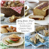 "Kelly Smith's goal to transform traditional comfort foods into grain-free, gluten-free versions is realized in her book, ""Everyday Grain-Free Baking."""