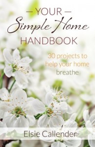 """With the help of 30 separate projects throughout your entire home, """"Your Simple Home Handbook"""" will guide you as you become more minimalistic."""