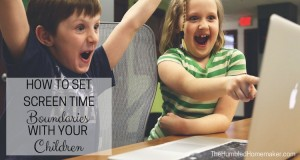 How to Set Screen Time Boundaries with (1)