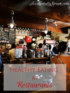 Healthy Eating at Restaurants