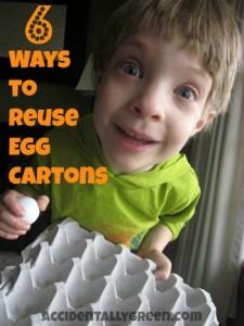 6 Ways to Reuse Egg Cartons